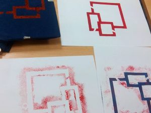 #rediseñando y haciendo nuevas #pruebas de #color y #orientación con nuestro #logo