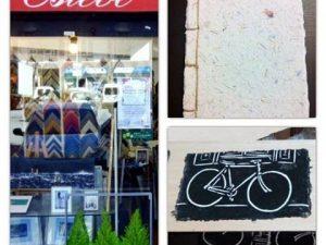 Últimos días para preparar #librosenblanco #grabados y más cosas para #santjordi2016  Buen día para pasarlo en el #paseosanjuan rodeados de #libros #rosas y gente.#arte #artesanía #papelhechoamano #escribetulibro #barcelona #fortpienc