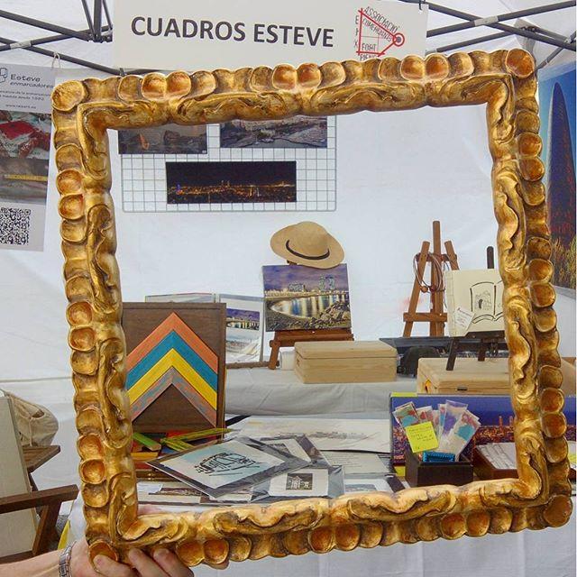 Feria Artes Escénicas 2016 - Esteve Enmarcadores (artesanos desde 1982)