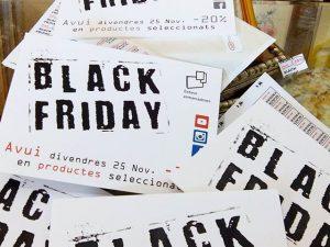 Black Friday y cuadros