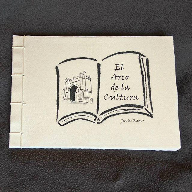 Libro de Artista El Arco de la Cultura