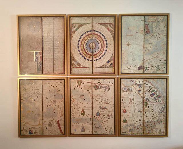 Mapas medievales. Historia y Arte