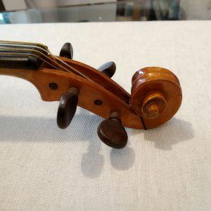 Fijación superior del violín - Esteve Enmarcadores