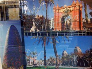 Nuevas #fotos de #barcelona impresas sobre tela. #arcodetriunfo #torreagbar #plazadelasglorias #paseopicasso En varios formatos y listas en nuestro #escaparate#arte #artesanía #fotografía #hechoamedida #igersbarcelona