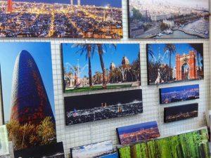 Toca cambio de pared : #fotos de #barcelona impresas sobre #tela y montadas en #bastidor Es dificil elegir entre tantas vistas y rincones. #arcodetriunfo #portvell #torreagbar #palaciodejusticia #fortpienc #igersbarcelona #fotografía #arte #artesanía