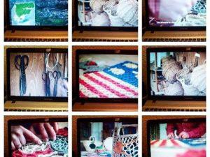 Visto en #canalsur reportaje de @ubedies_tere  Lástima de la poca duración. Hay que seguir valorando el #trabajo del #artesano , lo #hechoamano , las piezas únicas. Enhorabuena!#arte #artesanía #ubeda #barcelona