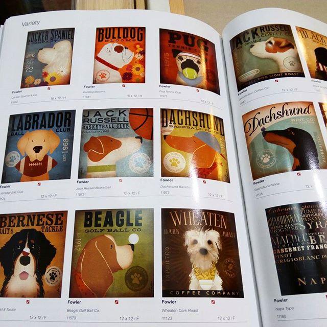 Láminas de perros - Esteve Enmarcadores
