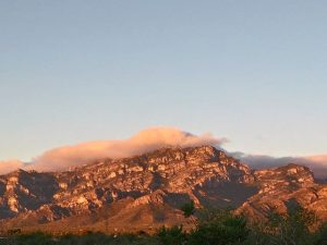 """""""Amanecer en el Mont Caro"""" Autor: La Naturaleza"""