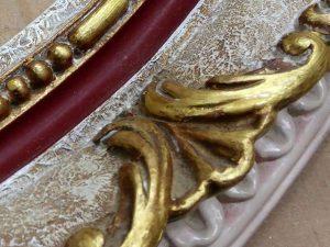 Marcos antiguos. Recuperación de dorados