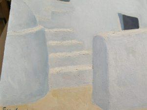 Ferrer Guasch. Pintor de blancos y texturas