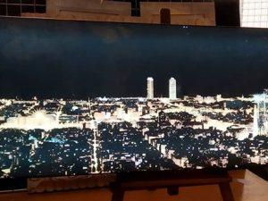 Foto de Barcelona con luz