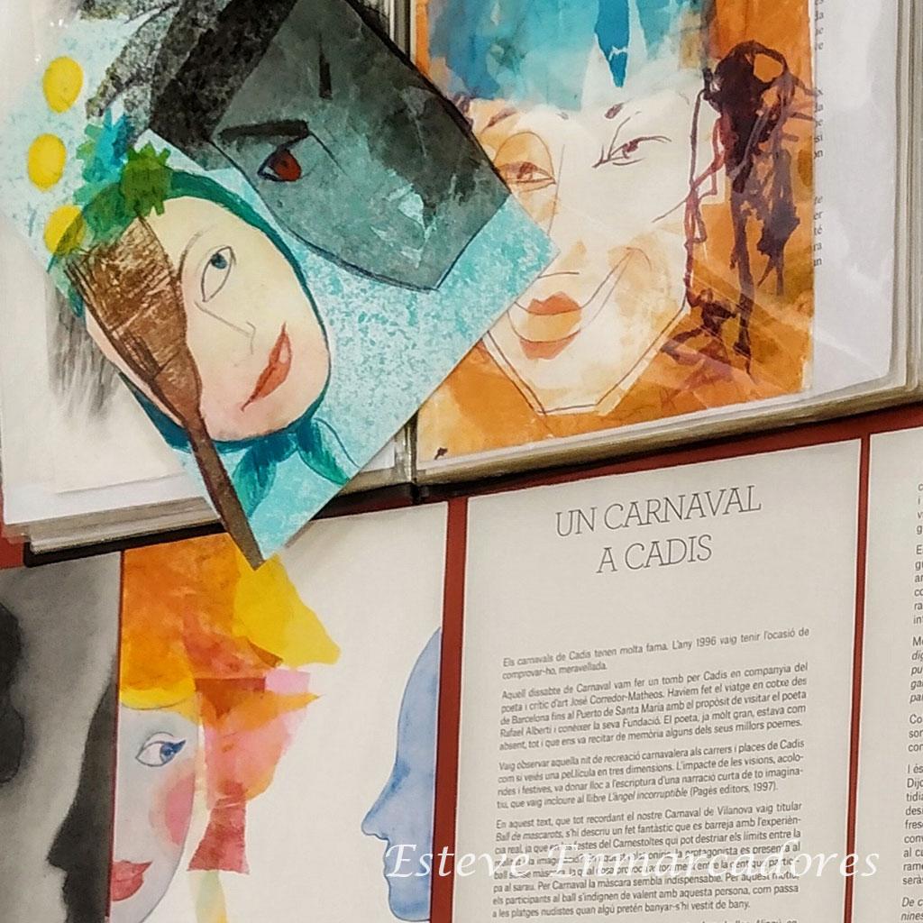 Dibujos Originales de Adelaida Murillo - Esteve Enmarcadores