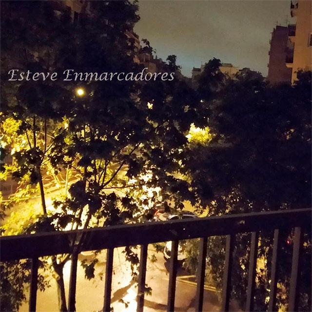 Paisajes urbanos nocturnos - Esteve Enmarcadores