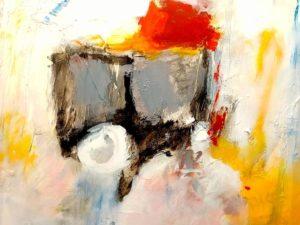 Original pintura abstracta